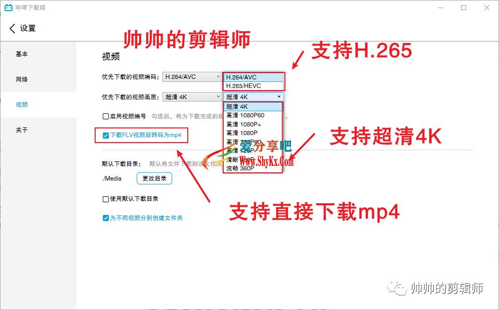 1.png 史上最强B站视频下载工具 BilibiliDownloader(downkyi) 哔哩下载姬,支持4K下载 电脑软件